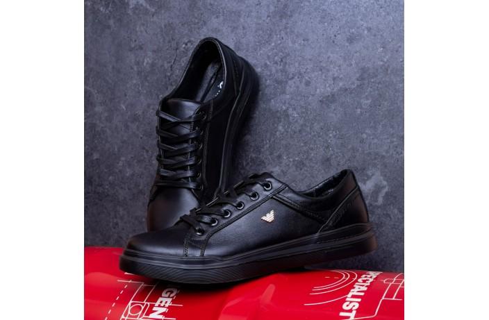 Мужские кроссовки Флекс Фикс (черные)