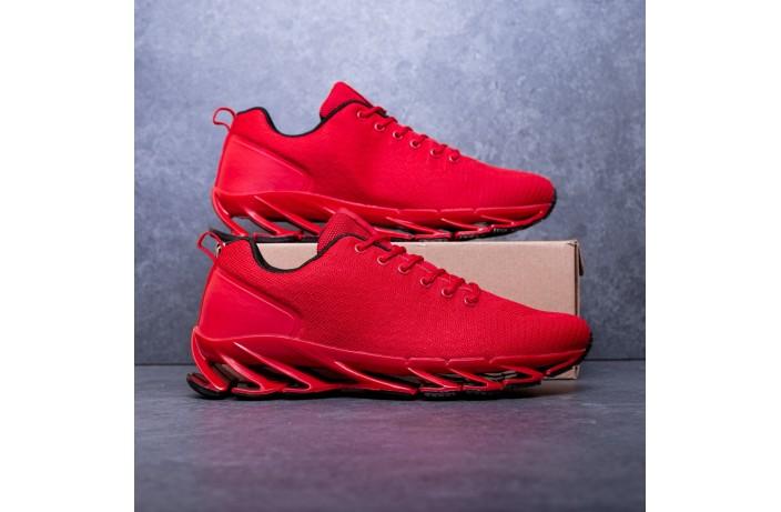 Мужские кроссовки Ривал Спайс (красные)