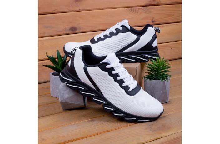 Мужские кроссовки Лифроуд (белые)