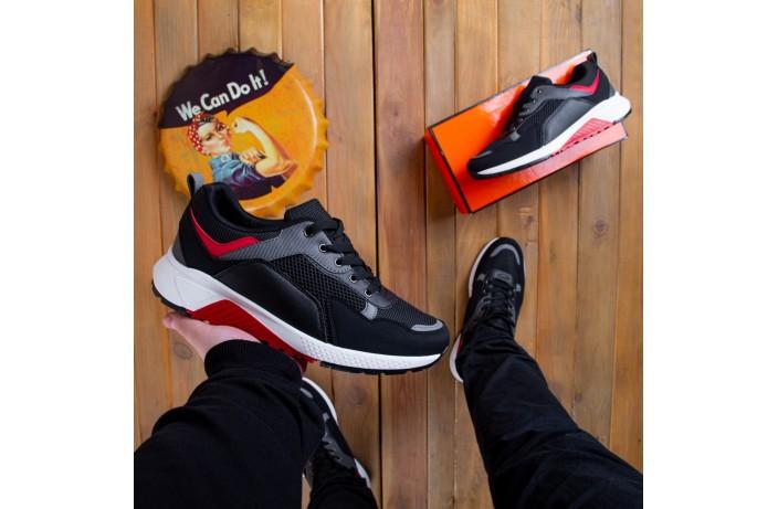 Мужские кроссовки Вонекс Аластор (черные)