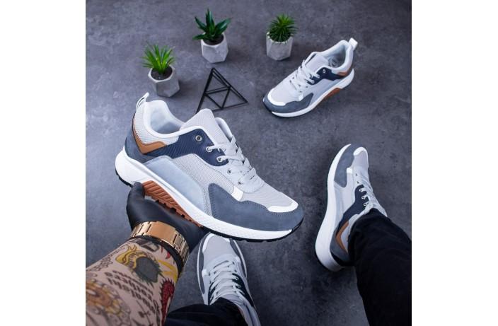 Мужские кроссовки Харос Аластор (серые)