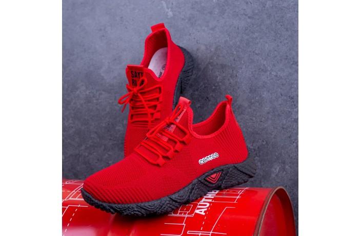 Мужские кроссовки Тим Сейт (красные)