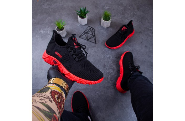 Мужские кроссовки Тим Сейт (черные)