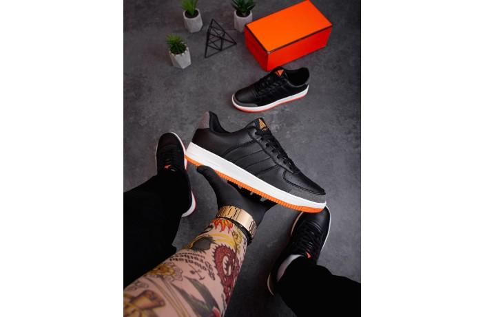 Мужские кроссовки Стилли форс (черные)