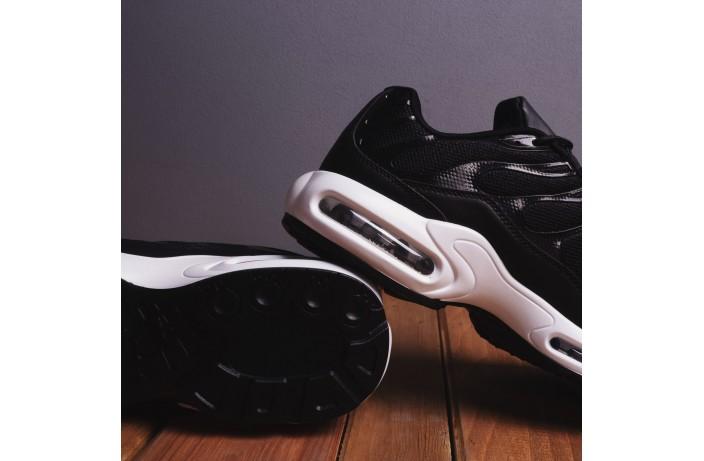 Мужские кроссовки Ривал ТН (черные)
