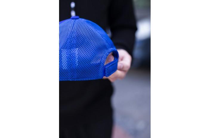Мужская кепка (голубая)