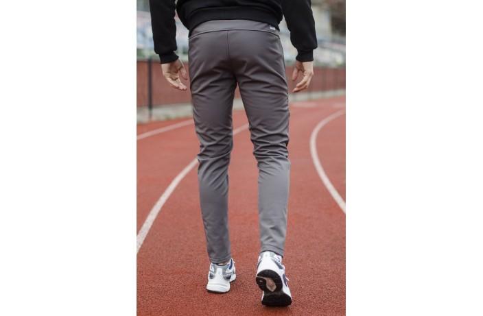 Мужские зимние штаны Soft Shell 'San Andreas' (серые)