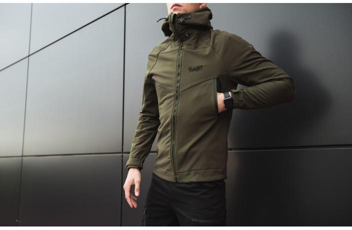 Мужская куртка Soft Shell (хаки)