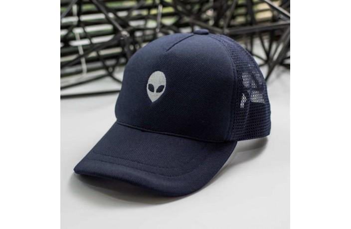 Кепка UFO-white (синяя)
