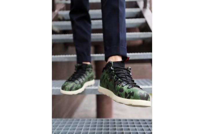 Мужские ботинки Нейтив (камуфляж)