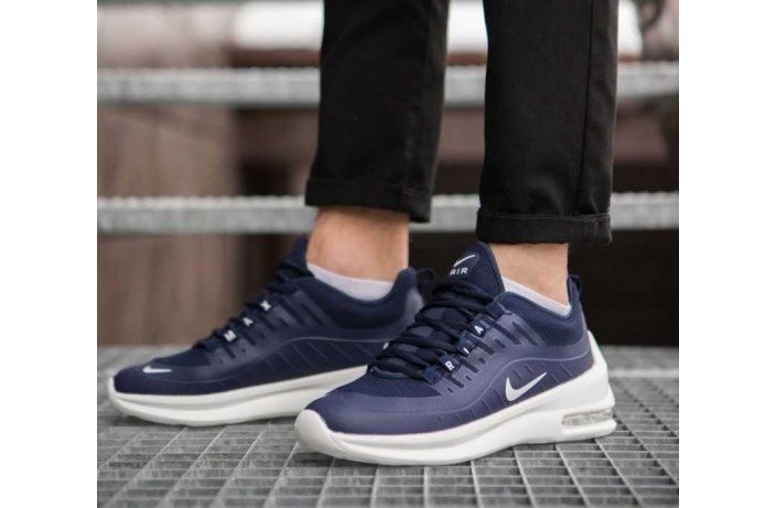 Мужские кроссовки Макс Нью (синие)