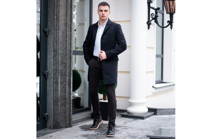 Мужское пальто Batya2 (черное)