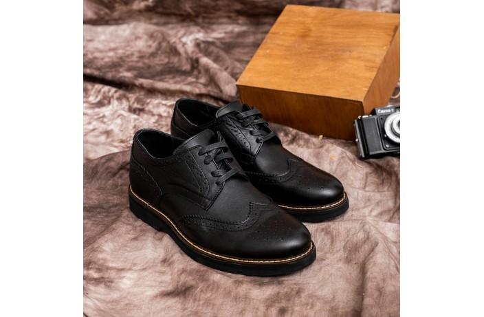 Мужские ботинки Фламанти Фешн (черные)