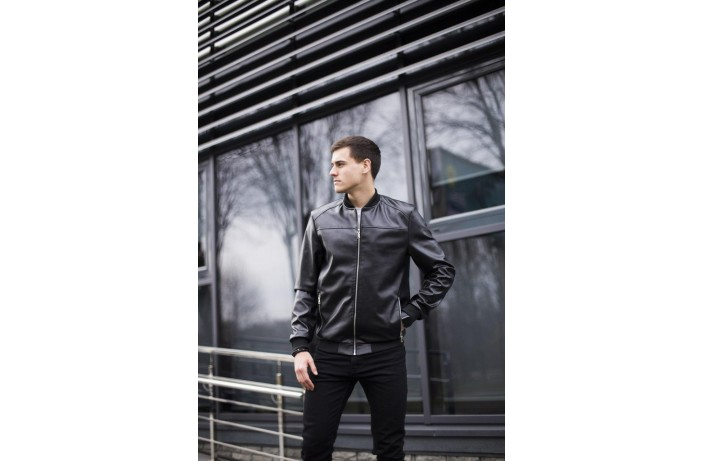 Мужская куртка Orbit (черная)