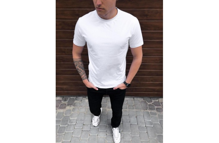 Мужская футболка Peremoga (белая)