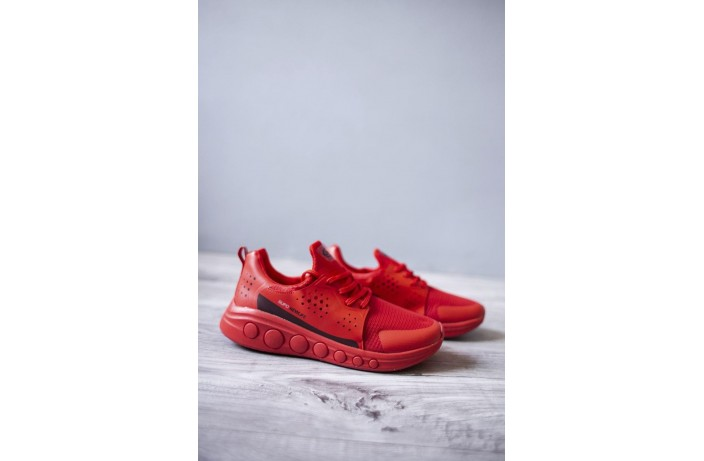 Мужские кроссовки Супо Нью Лайф (красные)