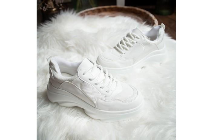 Женские кроссовки  Стилли Несси(белые)