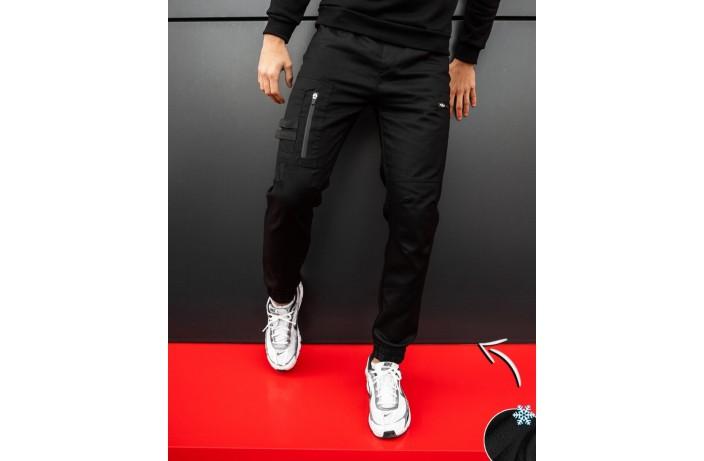 Зимние штаны Papin Brodyaga (черные)