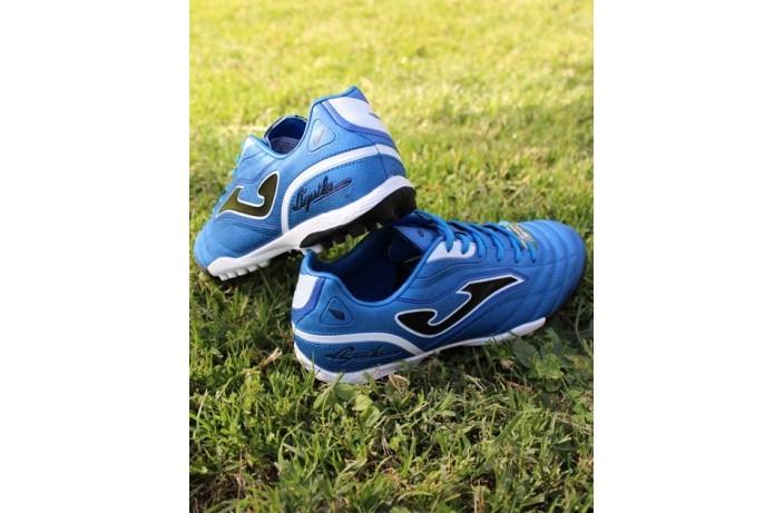 Сороконожки (шиповки, многошиповки) синие Joma AGUILA