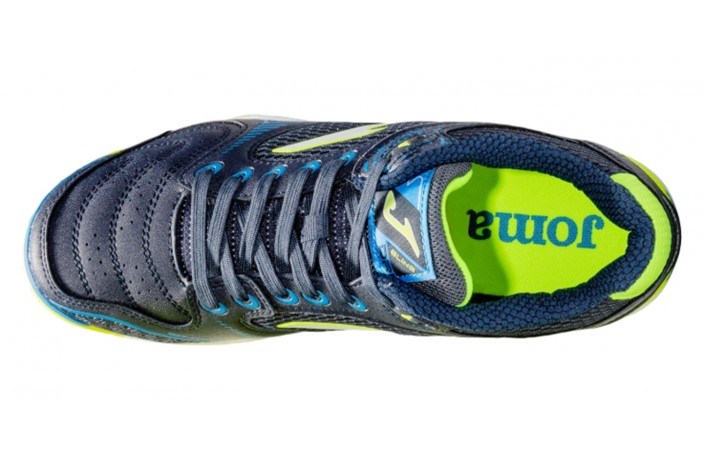 Обувь для зала (футзалки, бампы) т.синие Joma DRIBLING