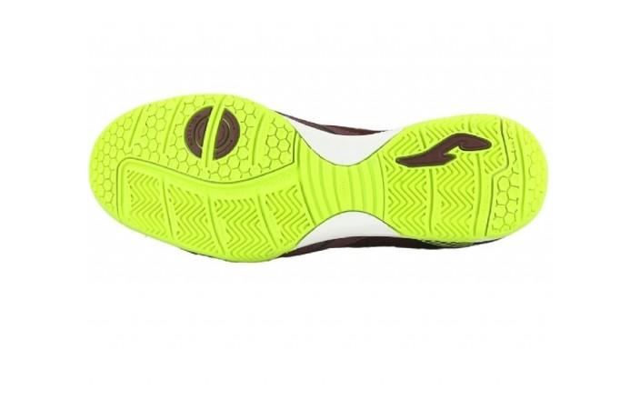 Обувь для зала (футзалки, бампы) бордовые Joma DRIBLING