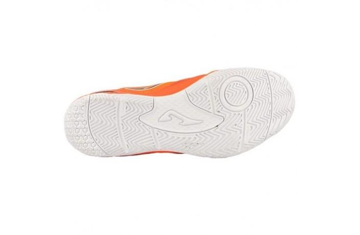 Обувь для зала (футзалки, бампы) оранжевые Joma DRIBLING