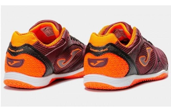 Обувь для зала (футзалки, бампы) коричневые Joma DRIBLING