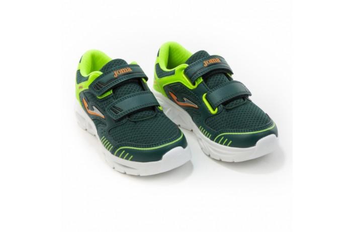 Кроссовки детские зеленые Joma APOLO