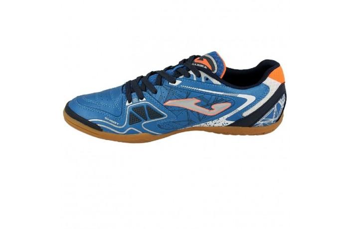 Обувь для зала (футзалки, бампы) синие Joma MAXIMA