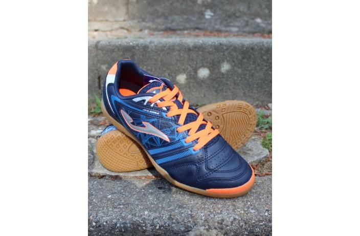 Обувь для зала (футзалки, бампы) т.синие Joma MAXIMA