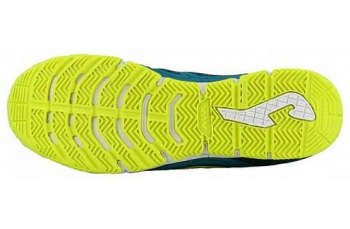 Обувь для зала (футзалки, бампы) синие Joma SUPER REGATE