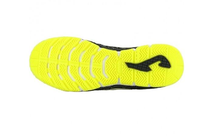 Обувь для зала (футзалки, бампы) черные Joma SUPER REGATE