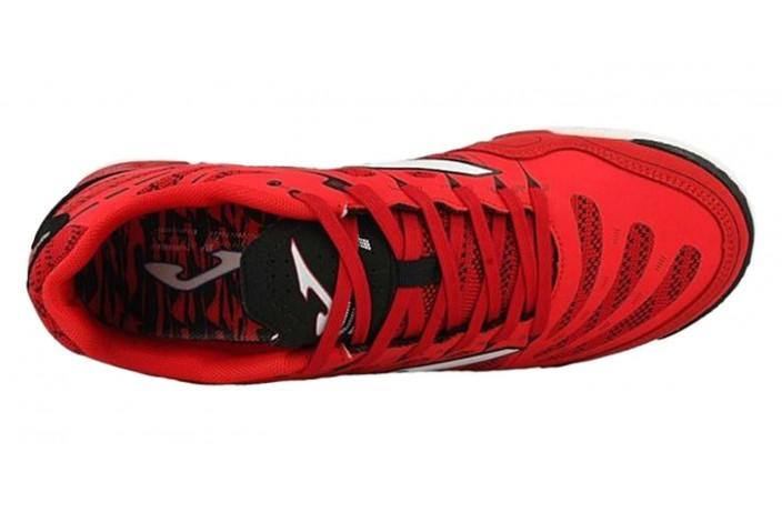 Обувь для зала (футзалки, бампы) красные Joma SUPER REGATE