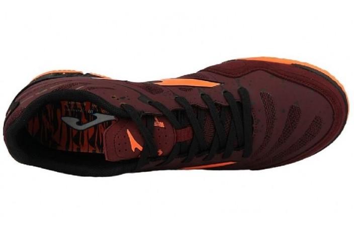 Обувь для зала (футзалки, бампы) фиолетовые Joma SUPER REGATE