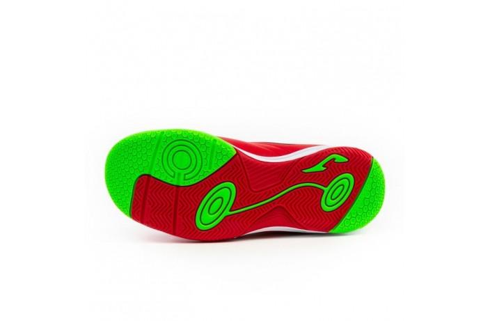 Обувь для зала детская (футзалки, бампы) красная Joma TOLEDO