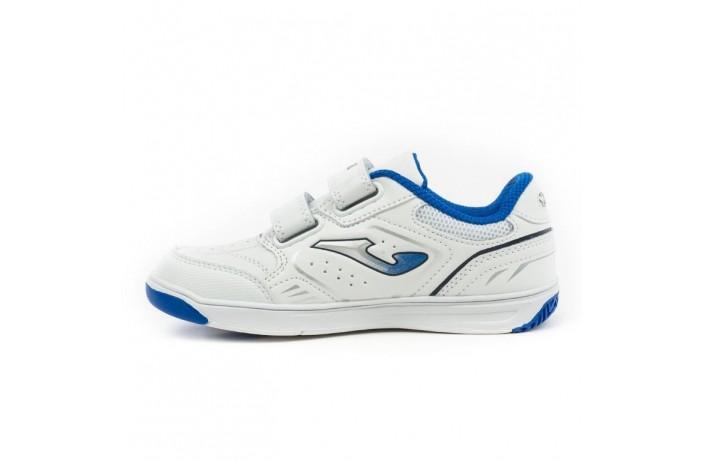 Кроссовки детские бело-синие Joma OTTO