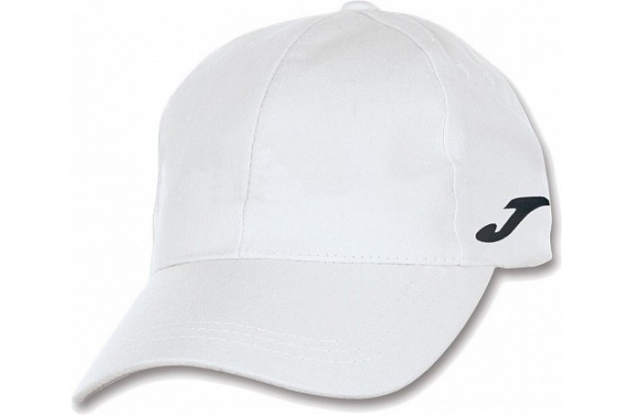 Бейсболка белая Joma